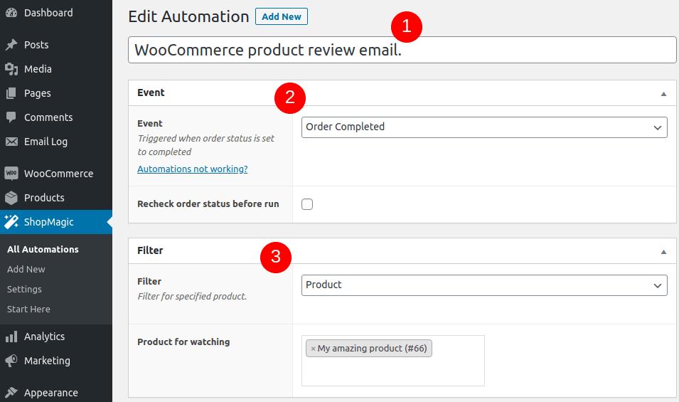 ShopMagic Automation