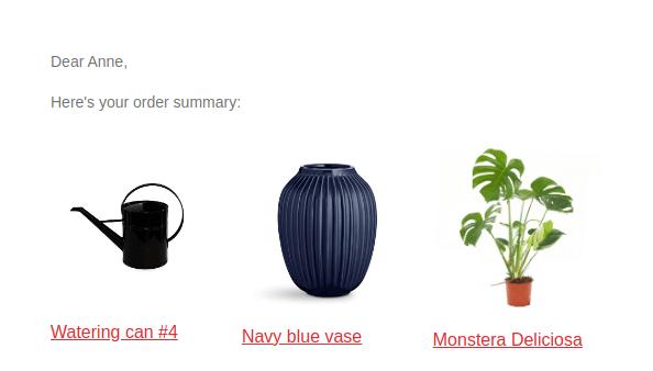 Shopmagic product images