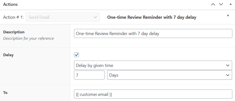 Shopmagic Woocommerce Review Reminders